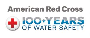 American Red Cross 100 Years of Water Safety Logo
